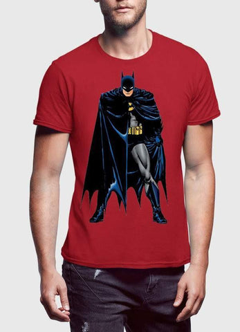 Batman T-SHIRT Batman Standing Men T-Shirt
