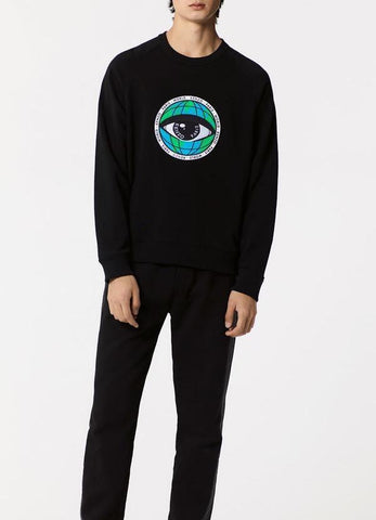Farhan Ahmed Sweat Shirt EARH SWEATSHIRT BLACK
