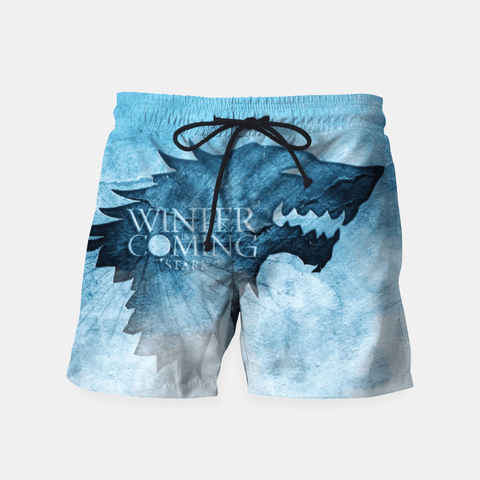Maria Shorts Winter Is Coming - Games Of Thrones Shorts