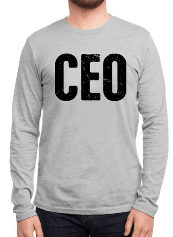Virgin Teez T-shirt CEO Full Sleeves T-shirt