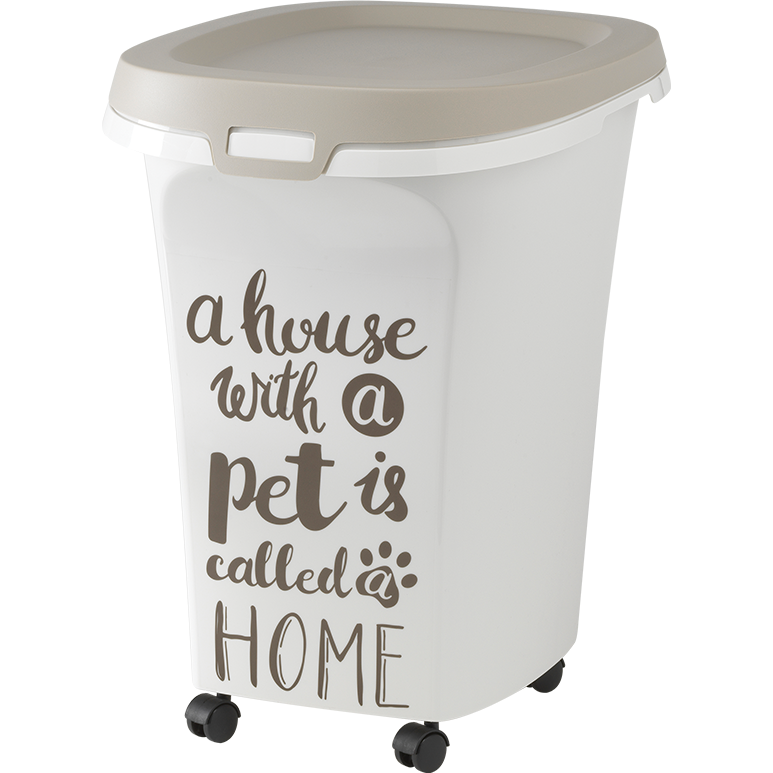 Moderna Pet Wisdom Large Trendy Story Food Dispenser