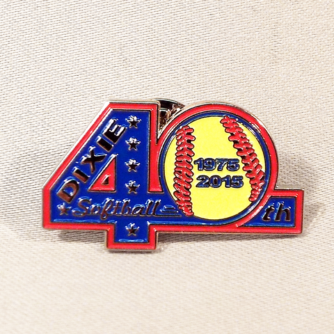 40S - Pin for DSI 40th Anniversary
