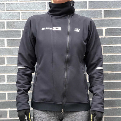 BlackToe Women's NB Winterwatch Jacket - BlackToe Running Inc.