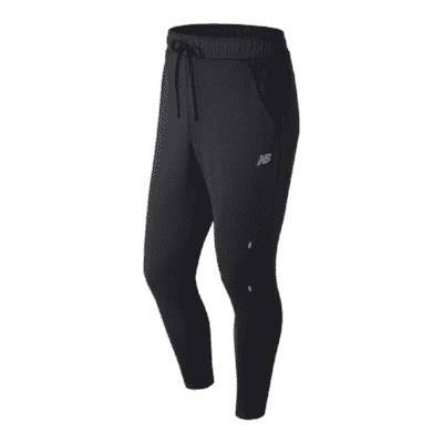 New Balance Men's Q Speed Run Pant - BlackToe Running Inc.