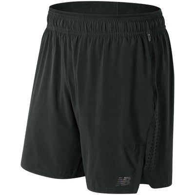 New Balance Men's Transform 2 In 1 Short - BlackToe Running Inc.