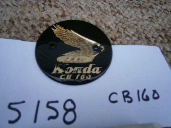 Honda CB160 Gas Tank Badge 5158