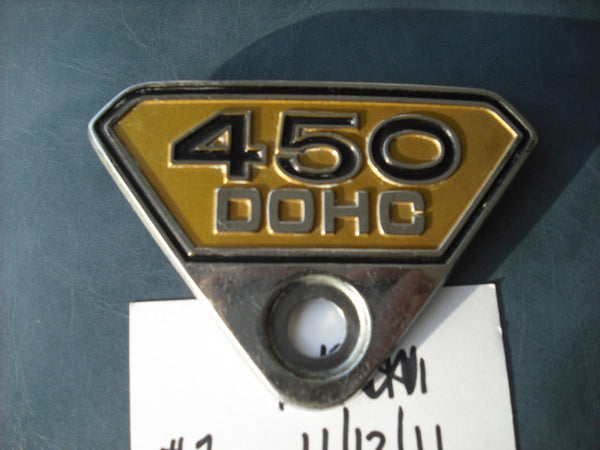 Honda CB450 CL450 K6 K7 Badge 4207