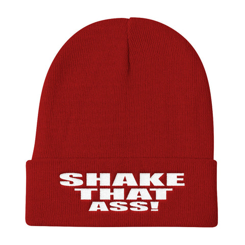 """Shake That Ass"" Beanie"