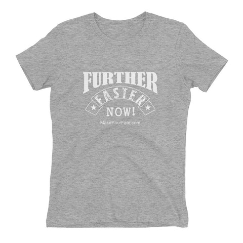 """Further"" Women's T-shirt"
