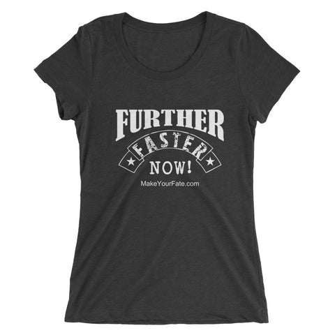 """Further"" Short Sleeve T-shirt"