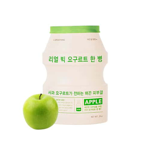 APIEU REAL BIG YOGURT ONE-BOTTLE APPLE