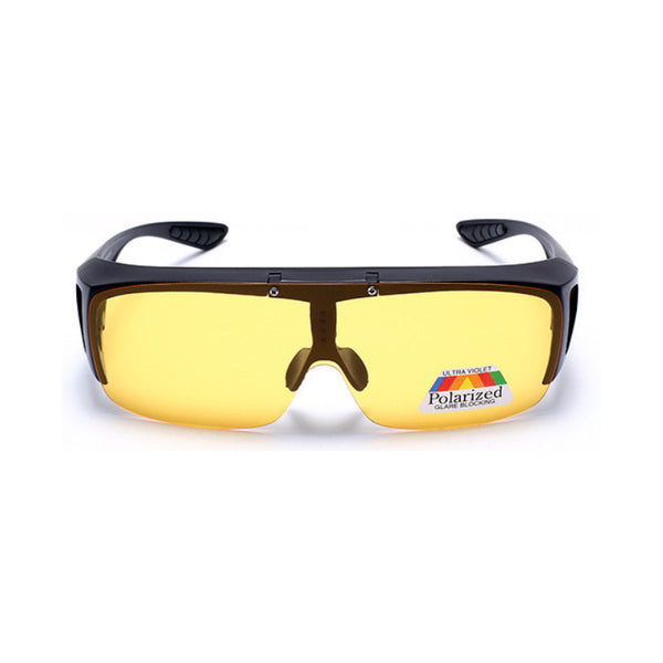 M011 Yellow Night Vision Glasses