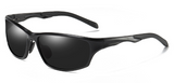 R016 Black Sport Sunglasses