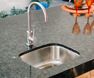 Summerset Under Mount Sink with Faucet