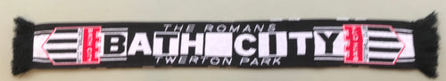 NEW! Bath City Scarf - Two-Sided NO LONGER AVAILABLE