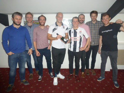 Bath City Stag Do Match Ball Sponsorship Package