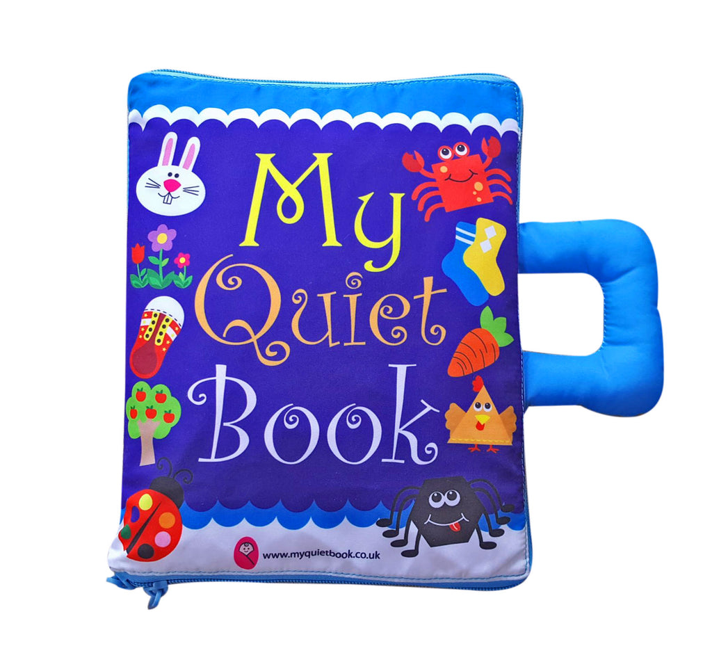 My Quiet Book (2nd Edition)