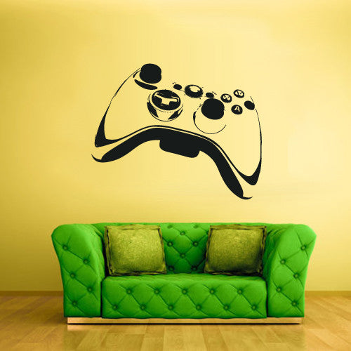 Wall Decal Vinyl Decal Sticker Decals Game Xbox 360 Ps3 Game Ps2 Controller  z1623