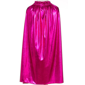 kids hot pink cape