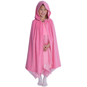 Storybook Cotton Velour Cape