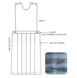 St Joseph's Tranmere | Winter Pinafore