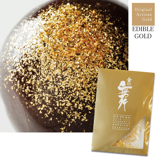 Original Artisan Gold edible gold leaf dust