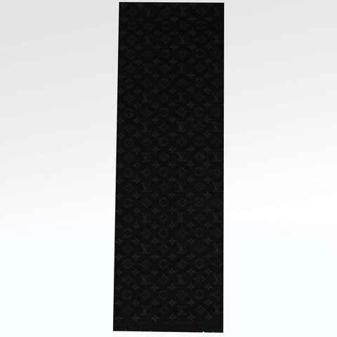 Louis Vuitton Monogram Classic Scarf Black