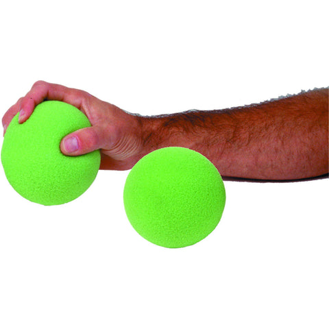 "3"" foam ball hand exerciser - dozen"