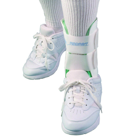 Air Stirrup® Ankle Brace 02B Ankle training, medium, left