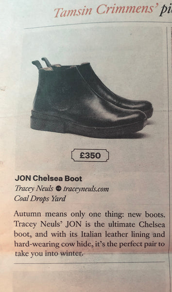 JON Boots Featured in KX Quarterly Magazine