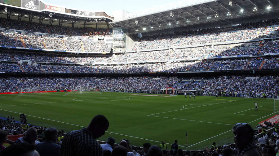 Real Madrid CF v FC Barcelona Tickets - Spanish LaLiga 2019-20 - Footy Legend S.L.