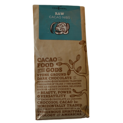 Raw Cacao Nibs - 200 g