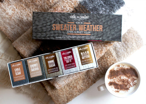 SWEATER WEATHER COLLECTION SET