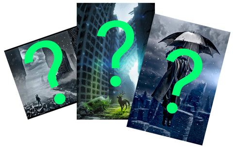 Mystery Print Pack!