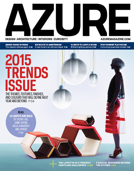 Trends Issue, Oct 2014