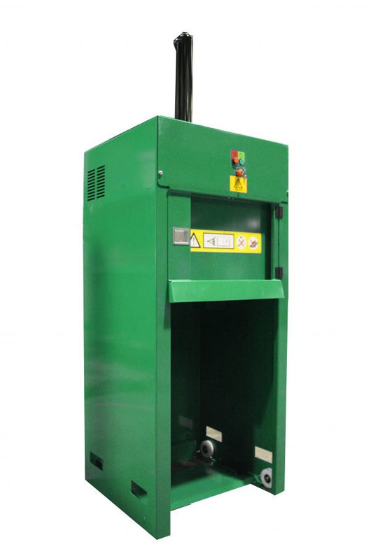 Bin press - good for limited space and minimising waste