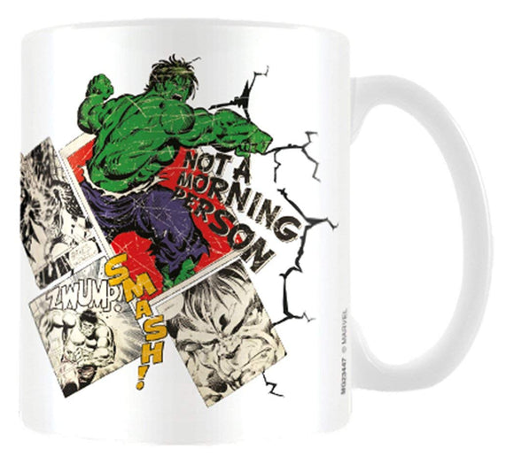 Tazza - Marvel - Hulk - Not A Morning Person