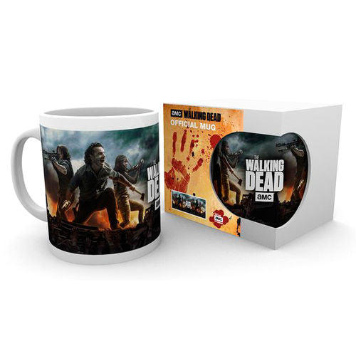 Tazza - The Walking Dead - Fire