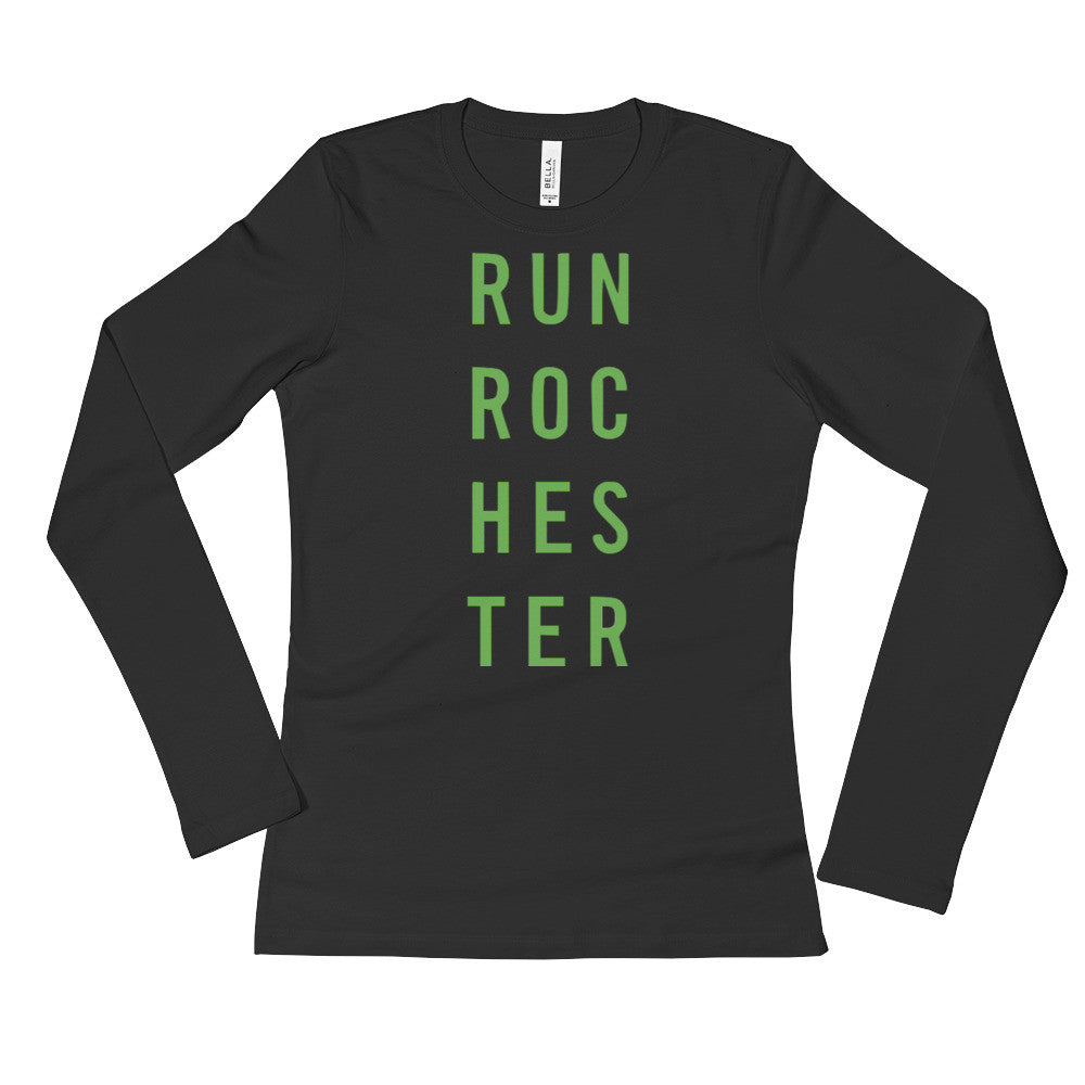 Women's Run Rochester Long Sleeve T-Shirt