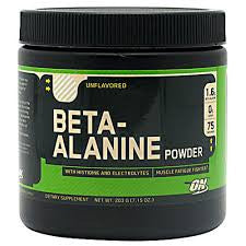 Optimum Nutrition Beta Alanine Powder 75 Servings