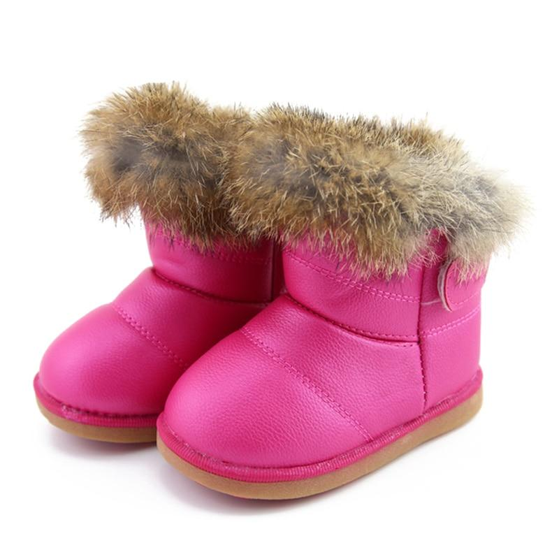Baby Uggs Comfy Snow Boots for Infants - Mini Chic Outlet