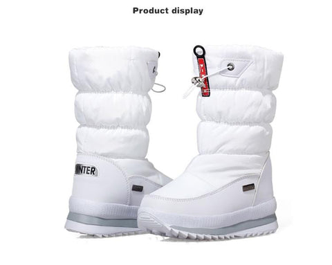 Snow Boots For Girls With Platform - Mini Chic Outlet