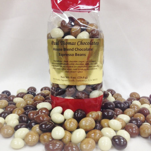 House Blend Chocolate Espresso Beans