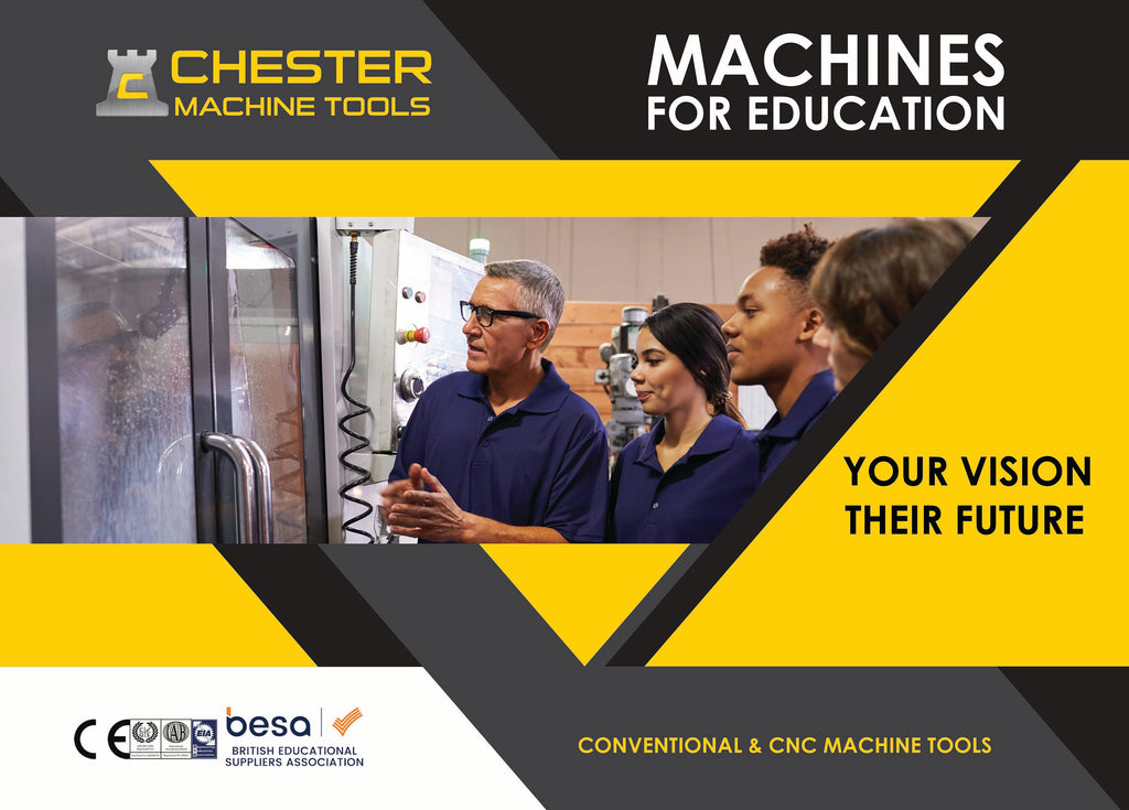 Chester Machine Tools Education Brochure
