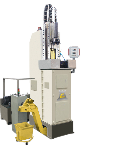 VBR SERIES CHESTER VERTICAL BROACHING MACHINES