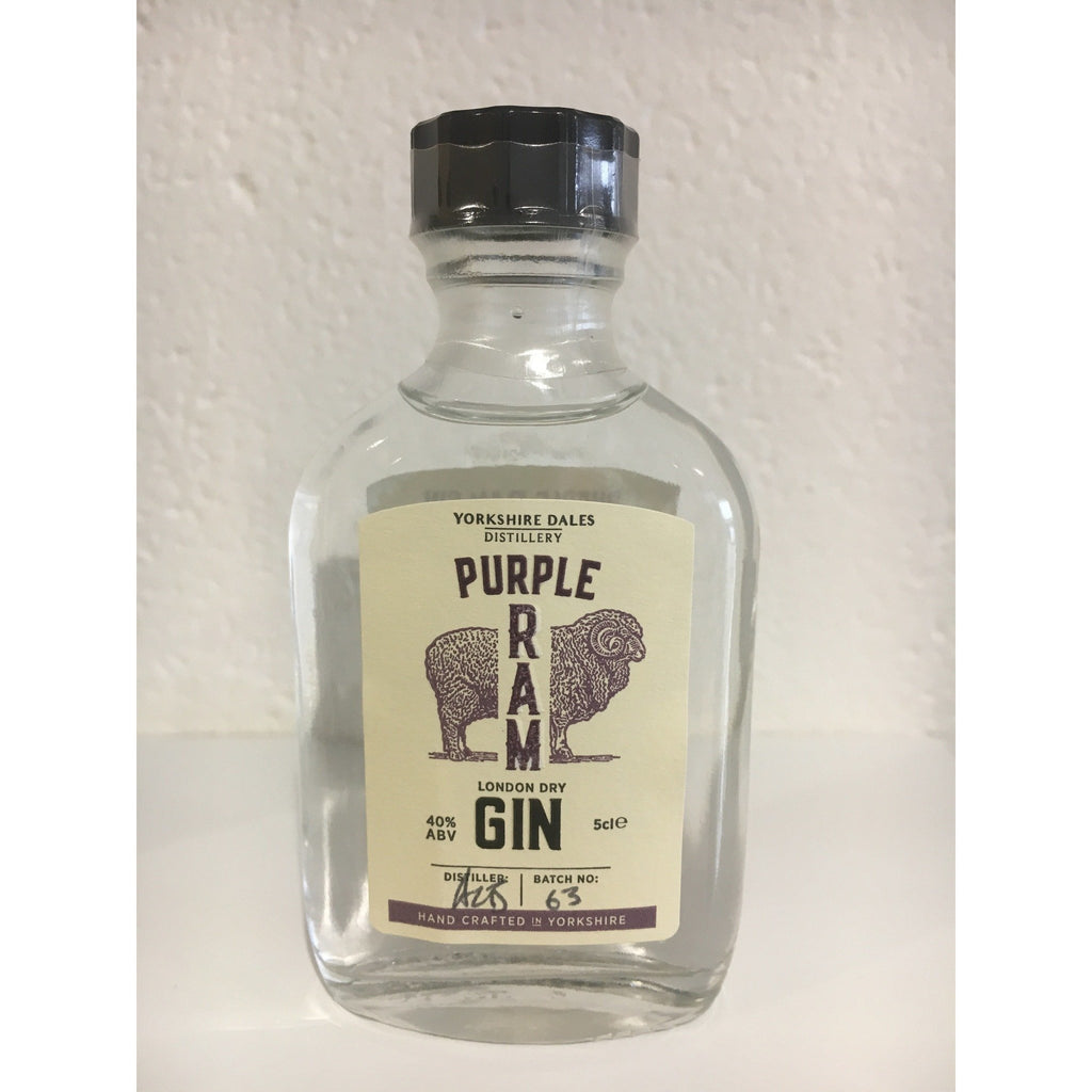 Purple Ram Gin Miniature - 5cl