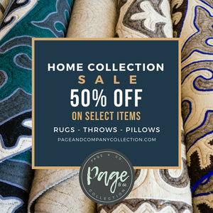 Home Collection SALE - 50% off Select Items