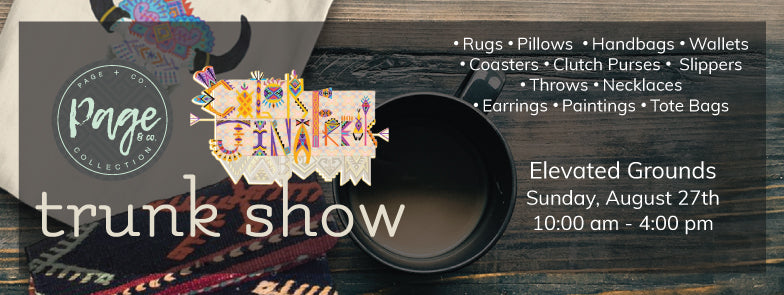 Dual Trunk Show with ColorFreakJina at Elevated Grounds, Wilson, Wyoming