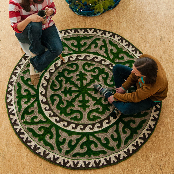 The Shield Rug