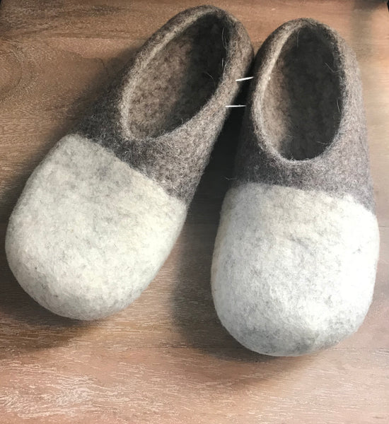 Men's Wool Slippers
